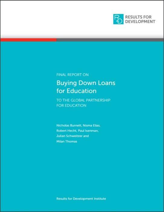 Buy Down Loans Education