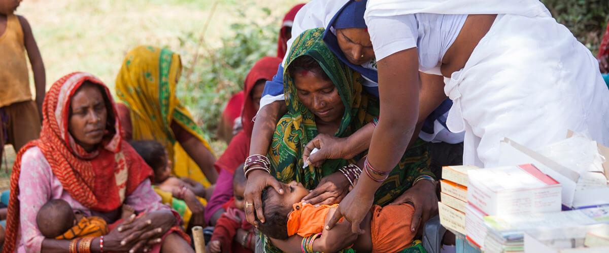 Immunization in India ©Gates Foundation