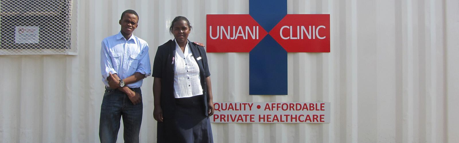 Photo: Unjani Clinics