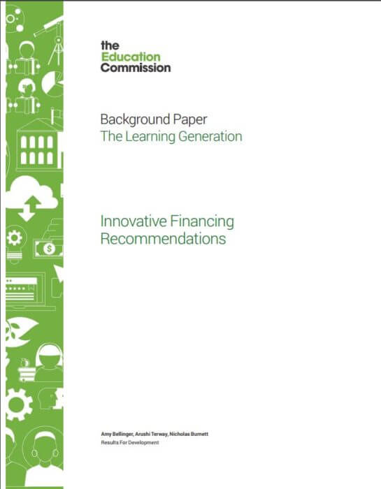 EducationCommissionBackgroundPaper cover