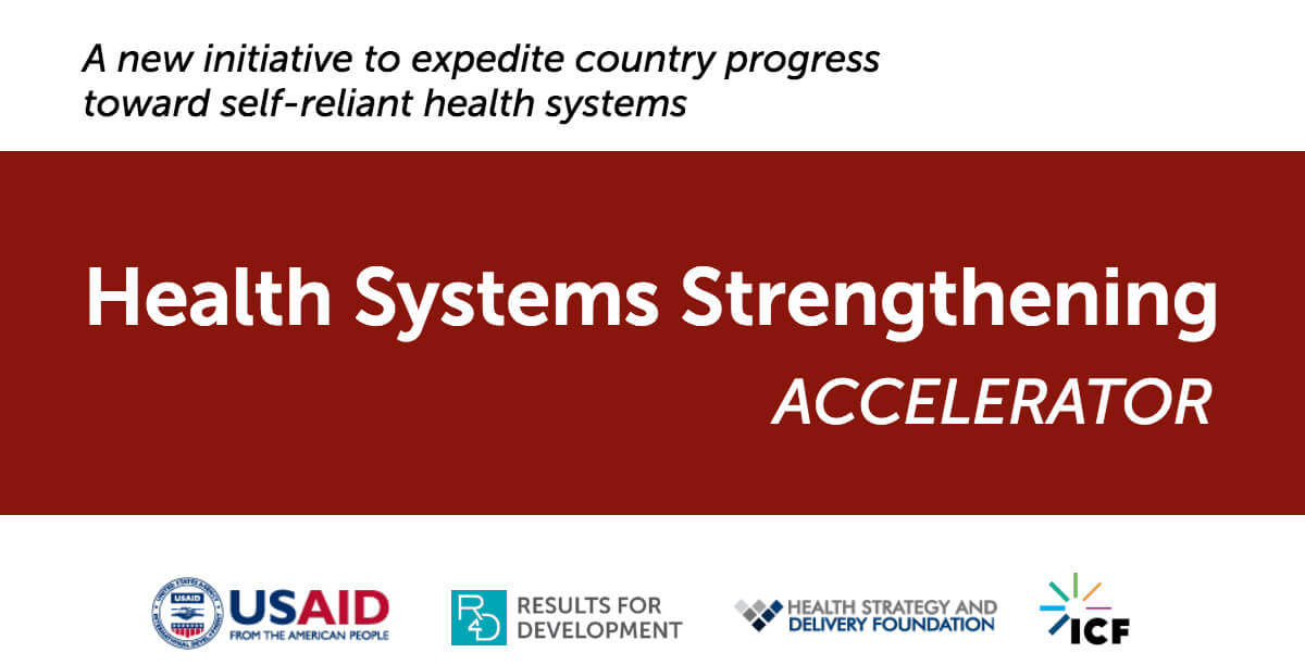 New $200 Million Global Initiative to Improve Health Systems
