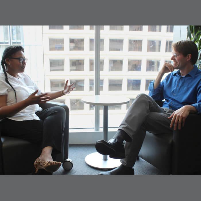 Nkem Wellington interviews the Health Systems Strengthening Accelerator's new director, Peter Hansen.